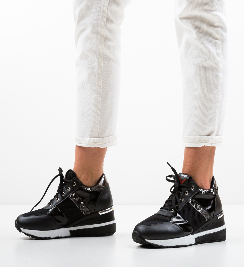 Pantofi Sport Hibara Negri 2