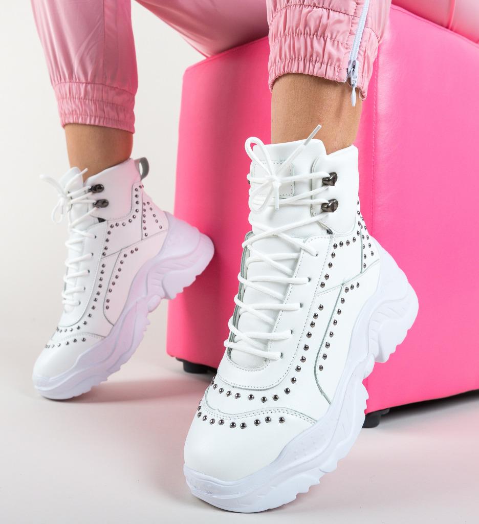 Pantofi Sport Jakero Albi