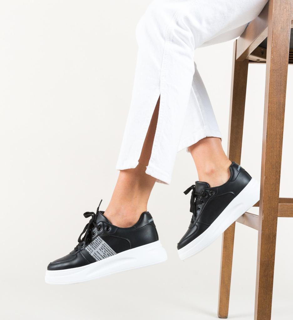 Pantofi Sport Jolian Negri