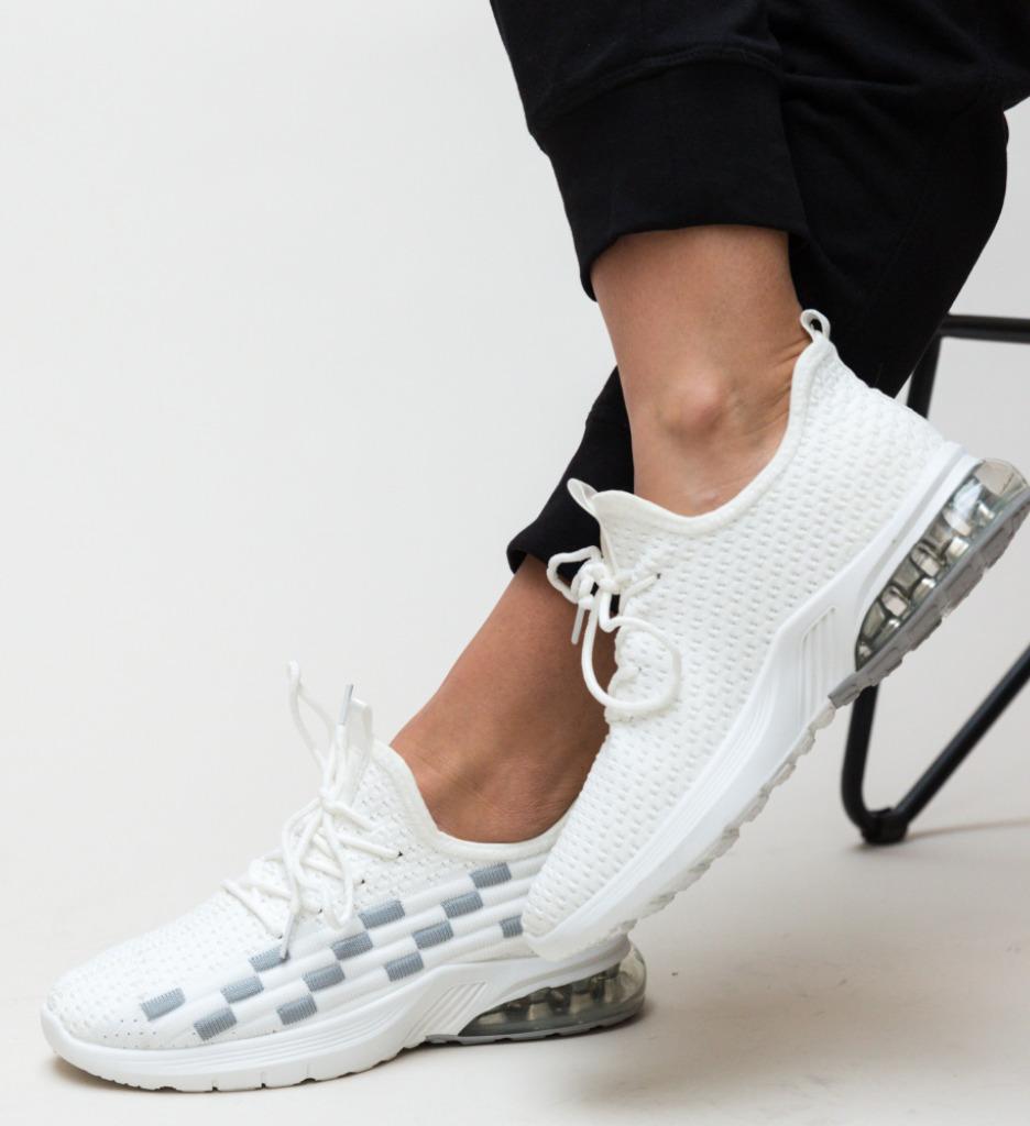 Pantofi Sport Leah Albi
