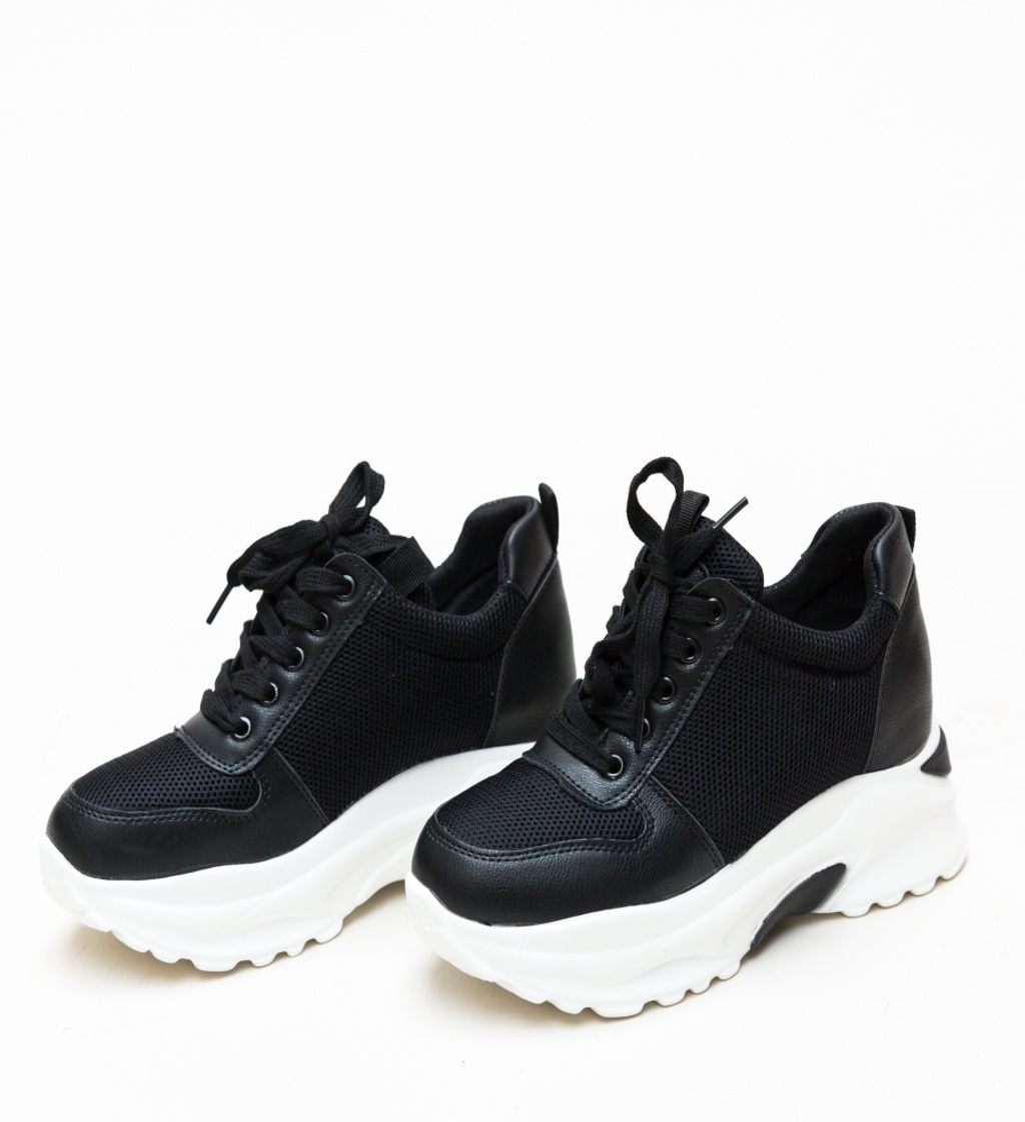 Pantofi Sport Marone Negri imagine