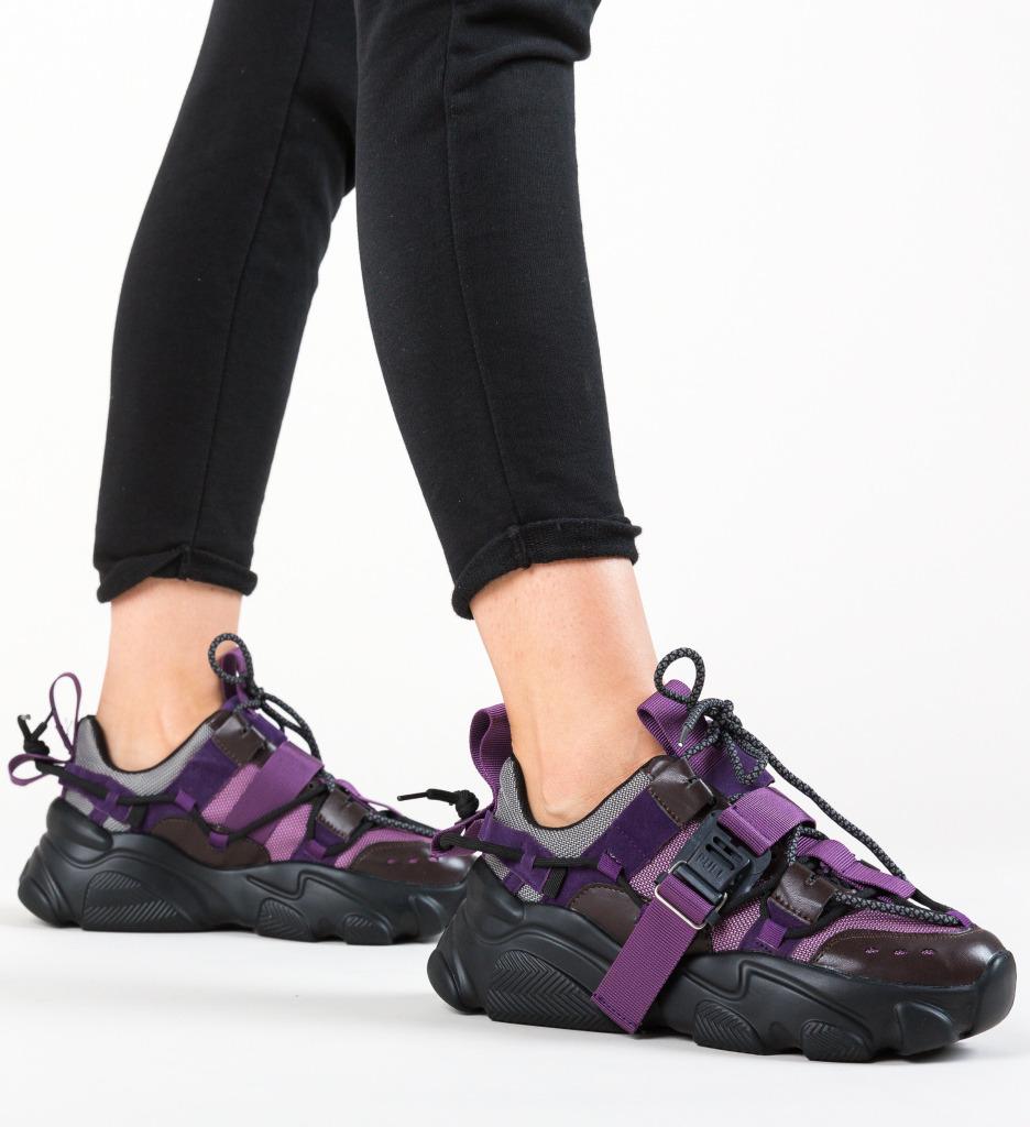Pantofi Sport Morrigan Mov