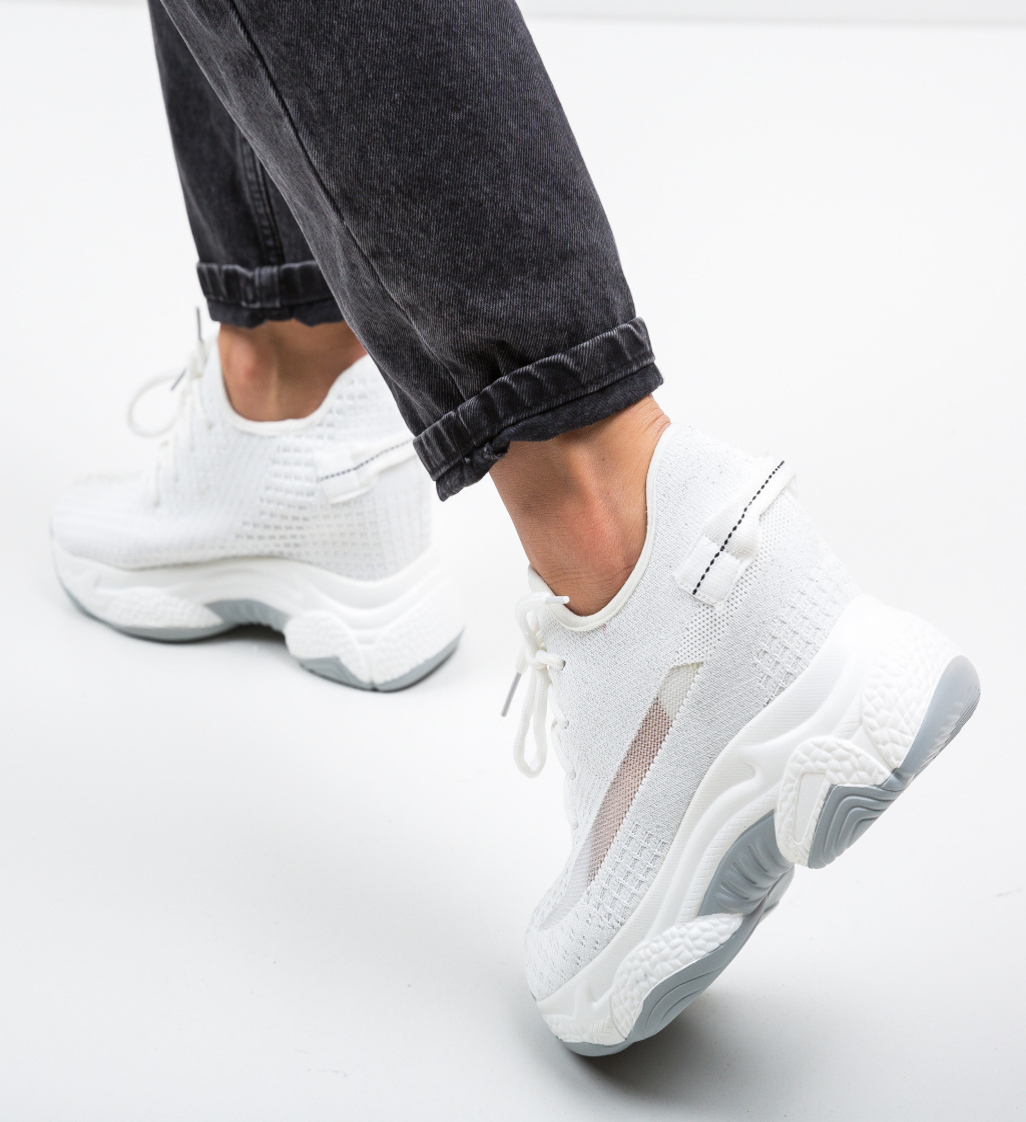 Pantofi Sport Motty Albi