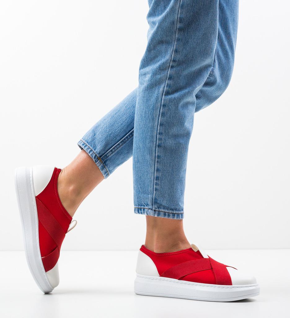 Pantofi Sport Partica Rosii