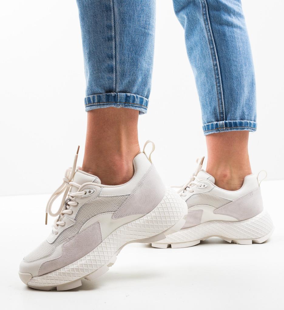Pantofi Sport Sion Bej