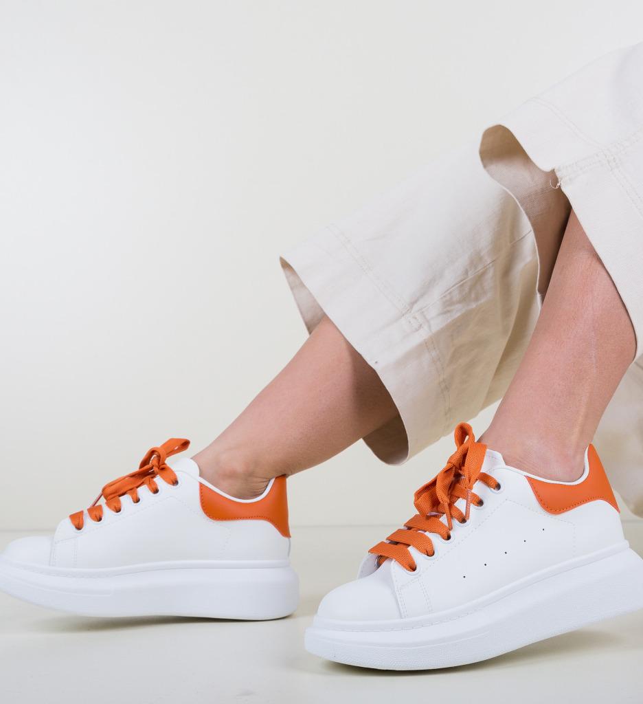 Pantofi Sport Tomyo Portocalii
