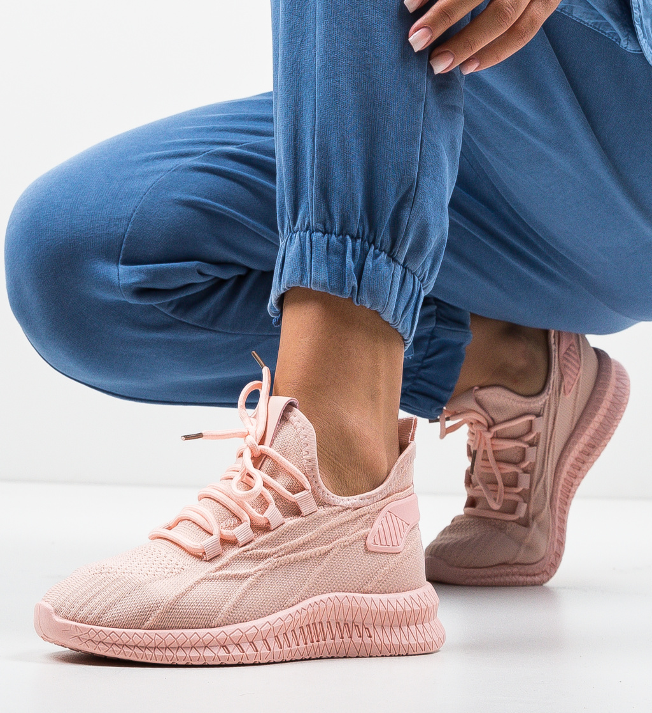 Pantofi Sport Traino Roz