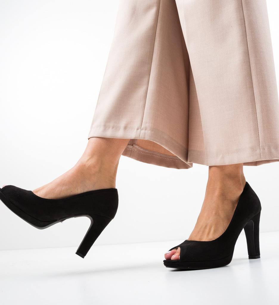 Pantofi Tyson Negri