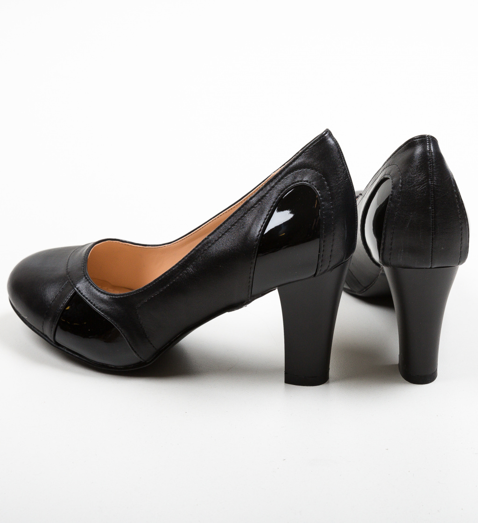 Pantofi Yimna Negri