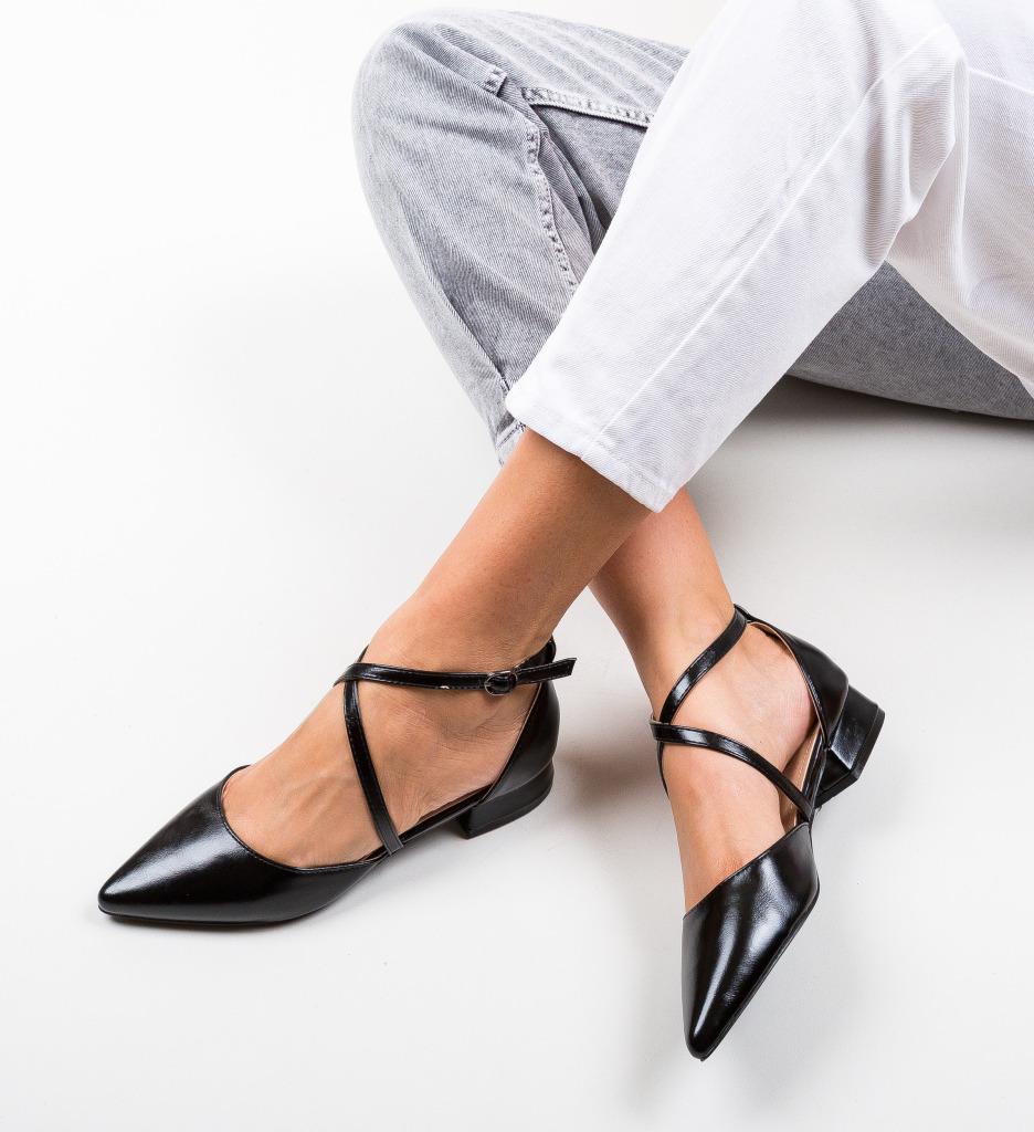 Pantofi Yousif Negri