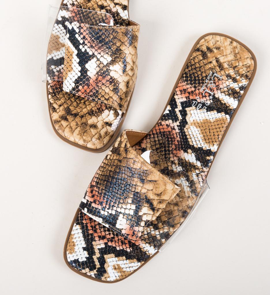Papuci Tarlon Maro
