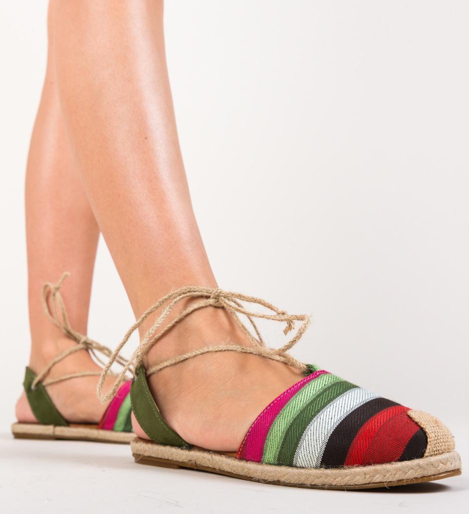 Sandale Adita Verzi