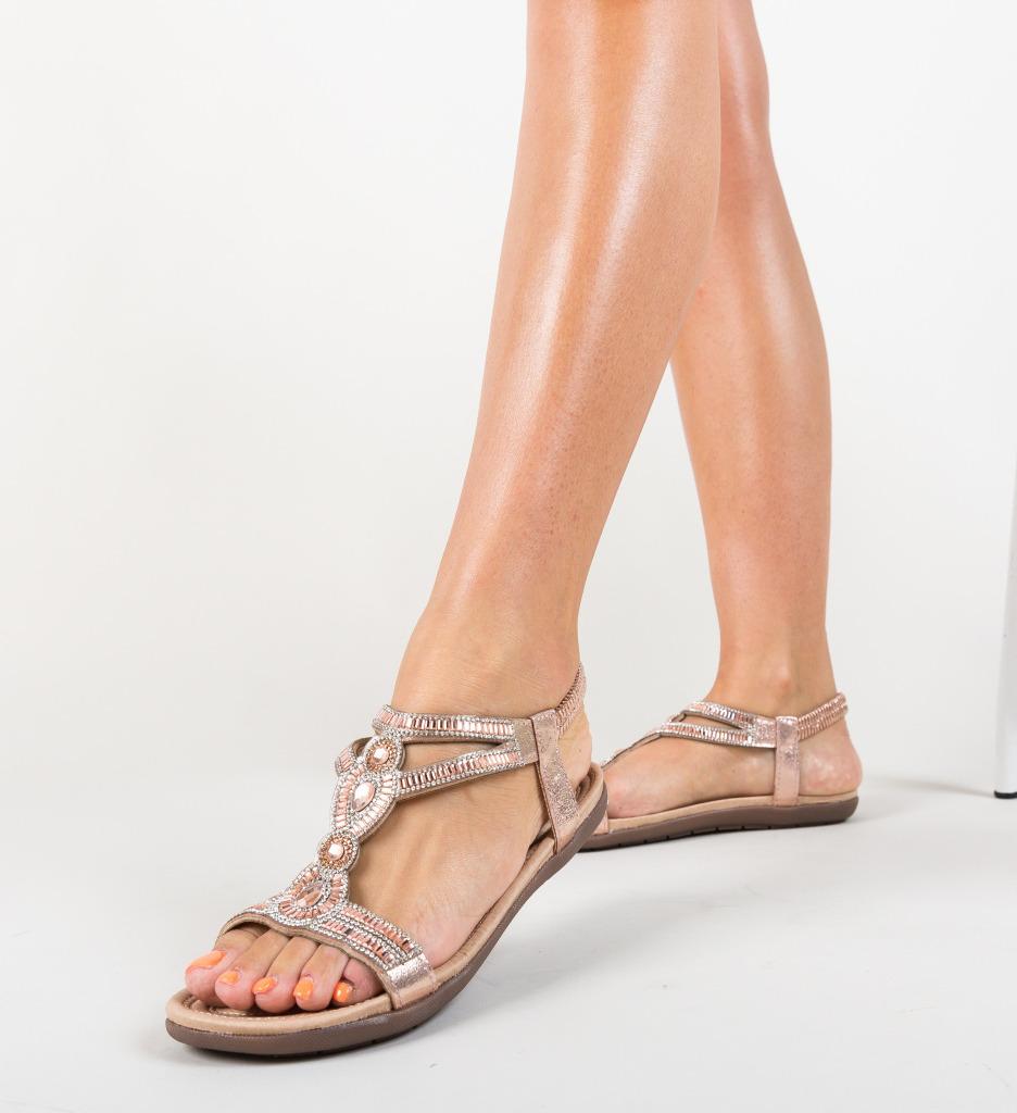 Sandale Bronide Aurii