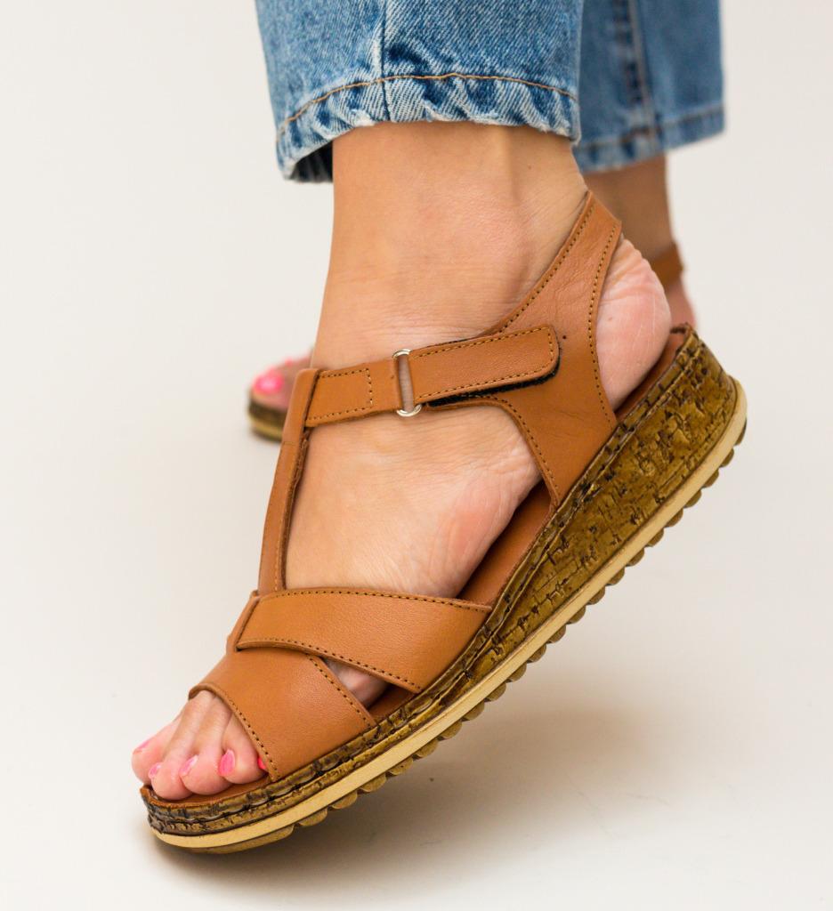 Sandale Ciocos Maro