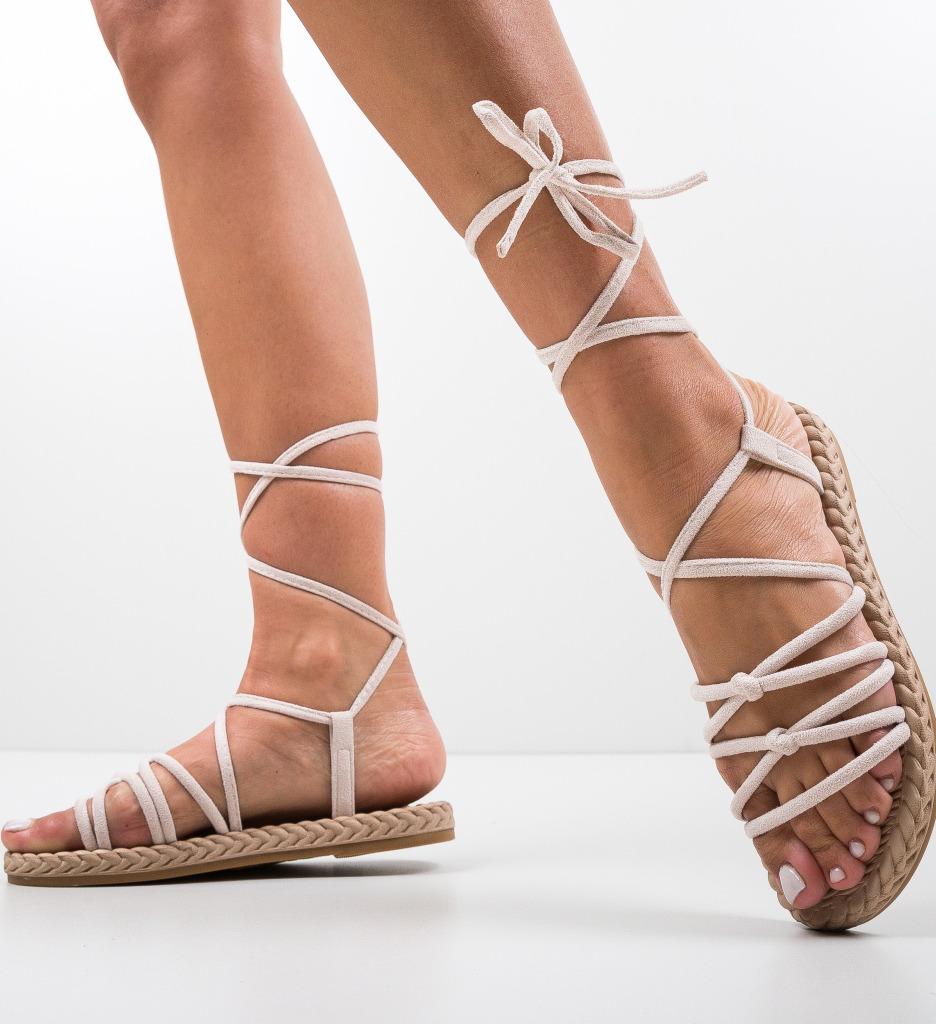 Sandale Derivaro Bej