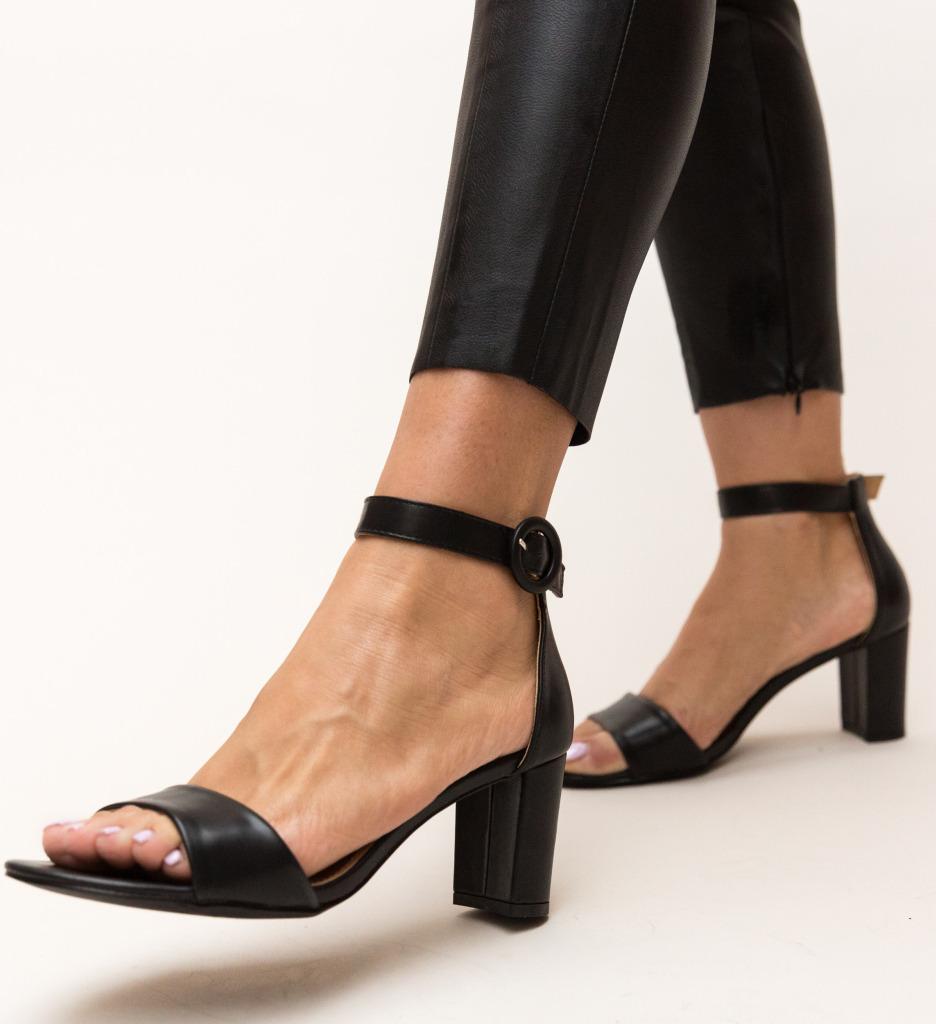 Sandale Dione Negre