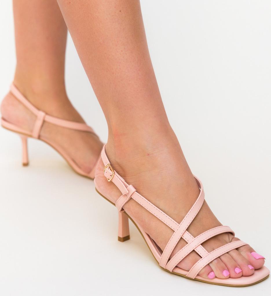 Sandale Erbos Roz