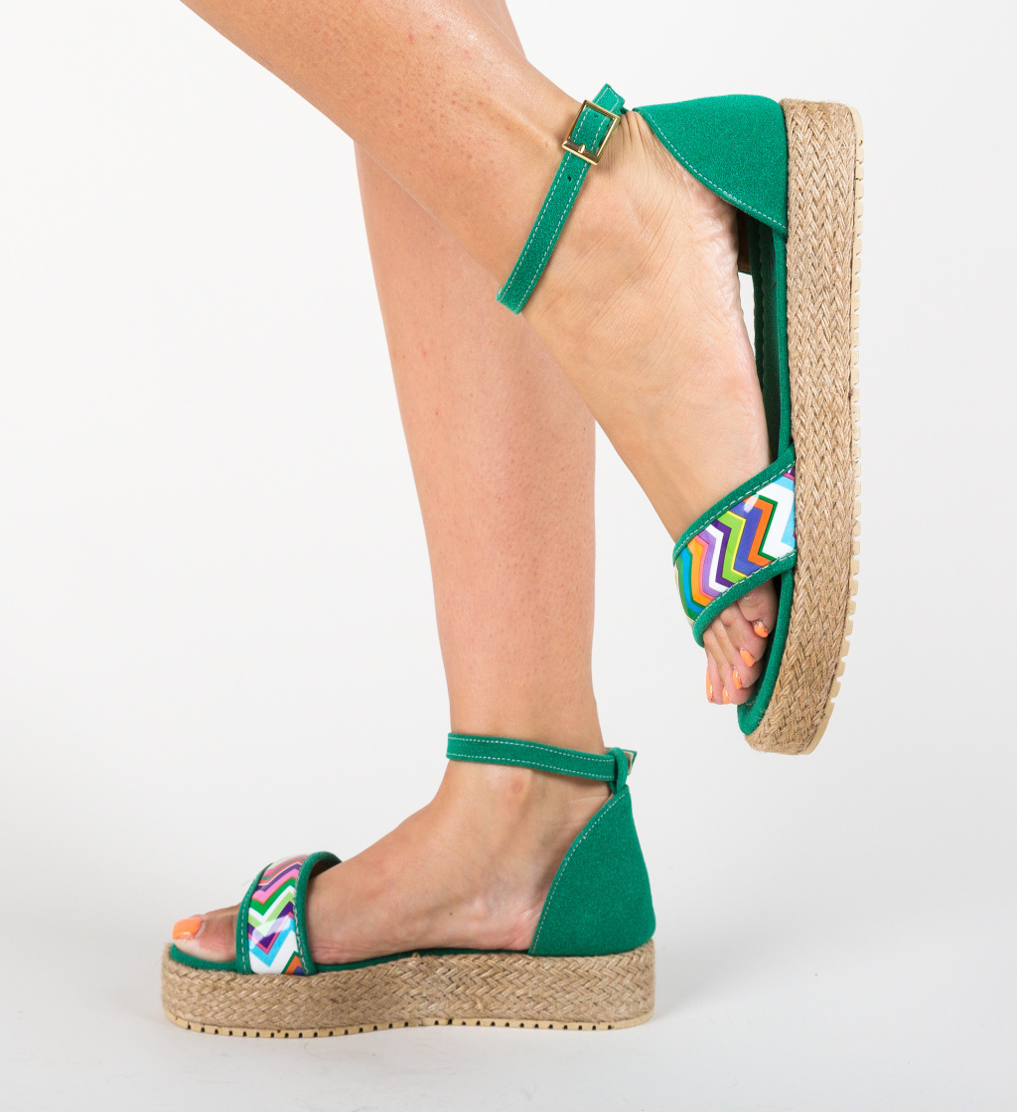 Sandale Fiko Verzi