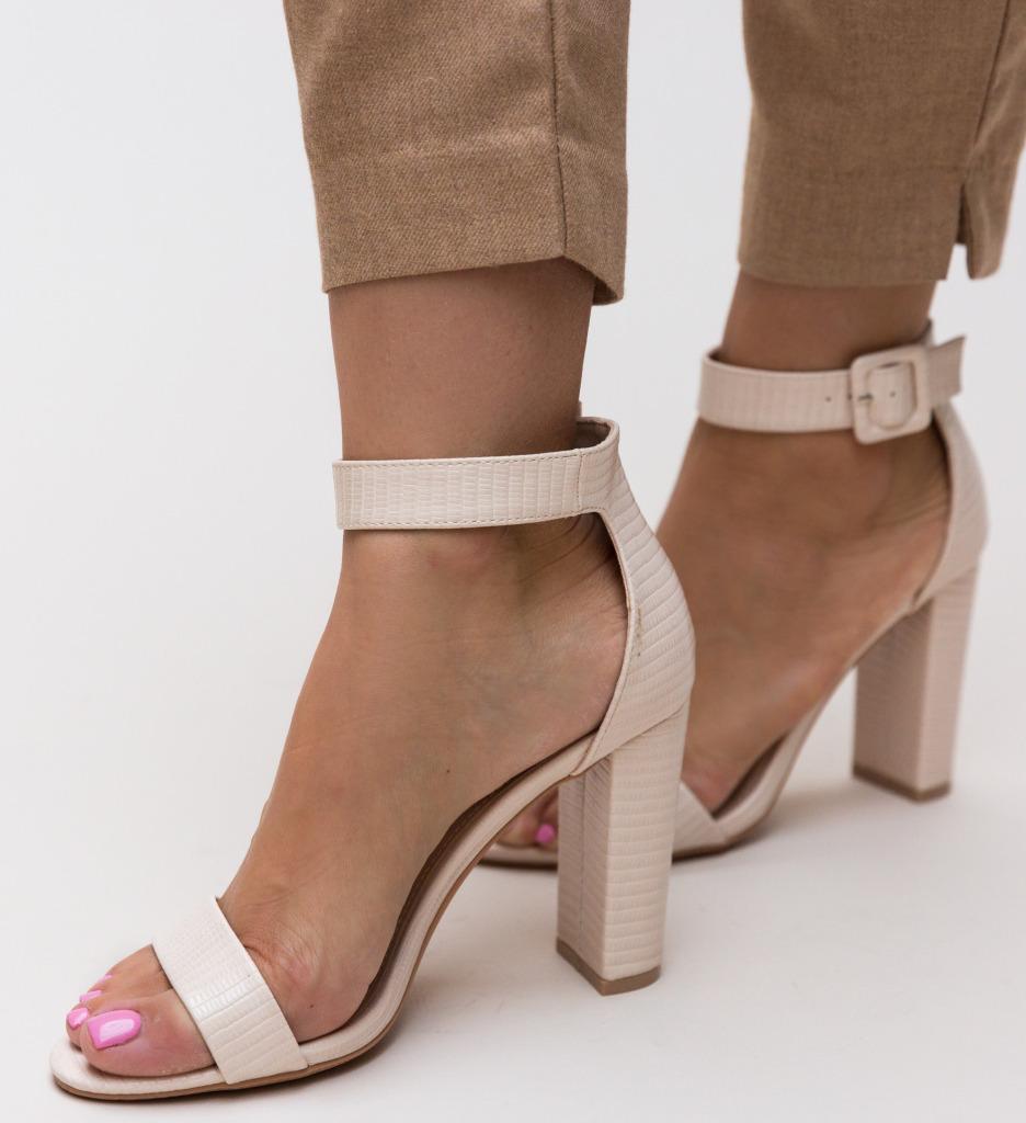 Sandale Finegan Bej