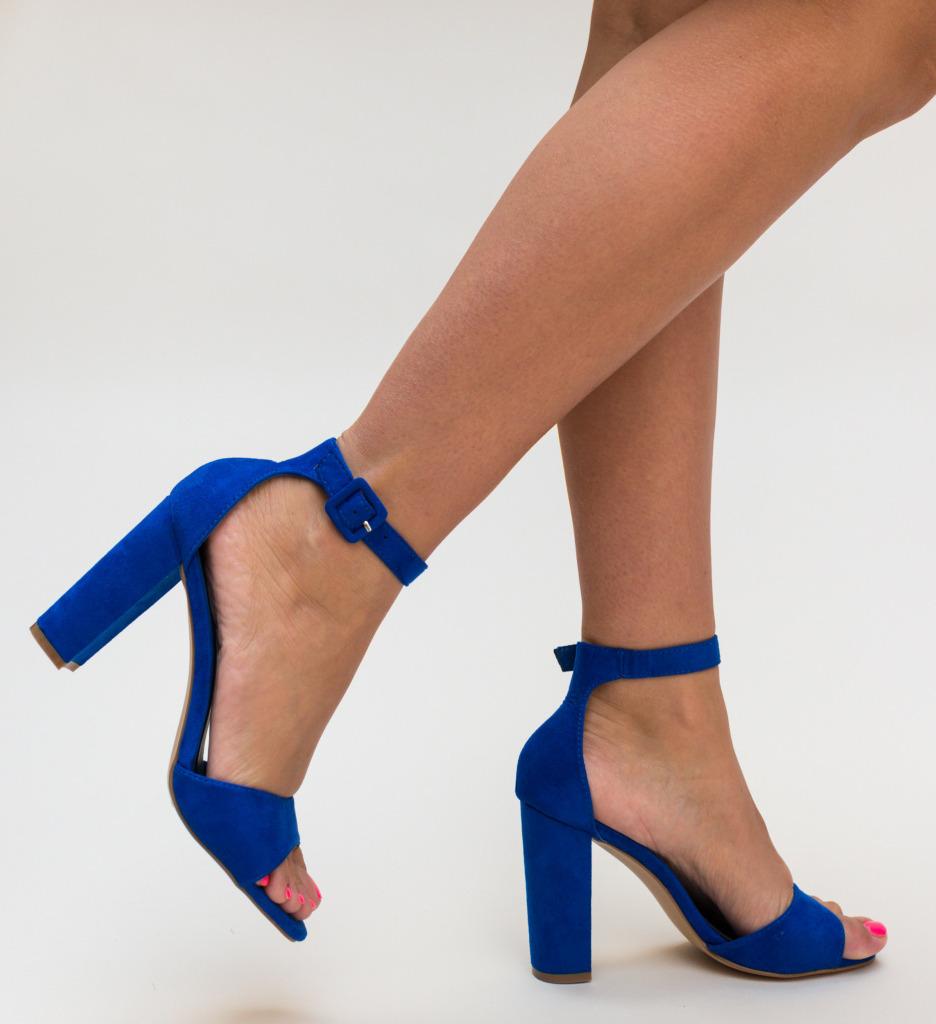 Sandale Galia Albastre