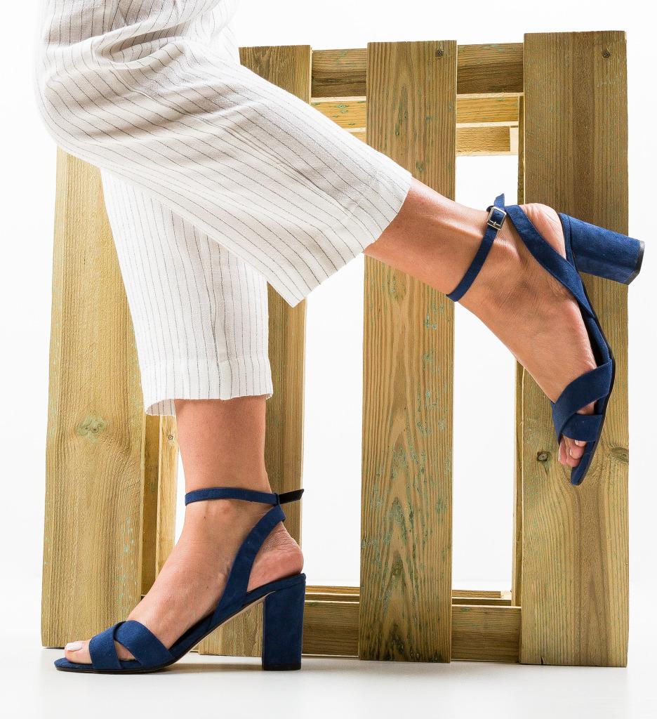 Sandale Hines Albastre