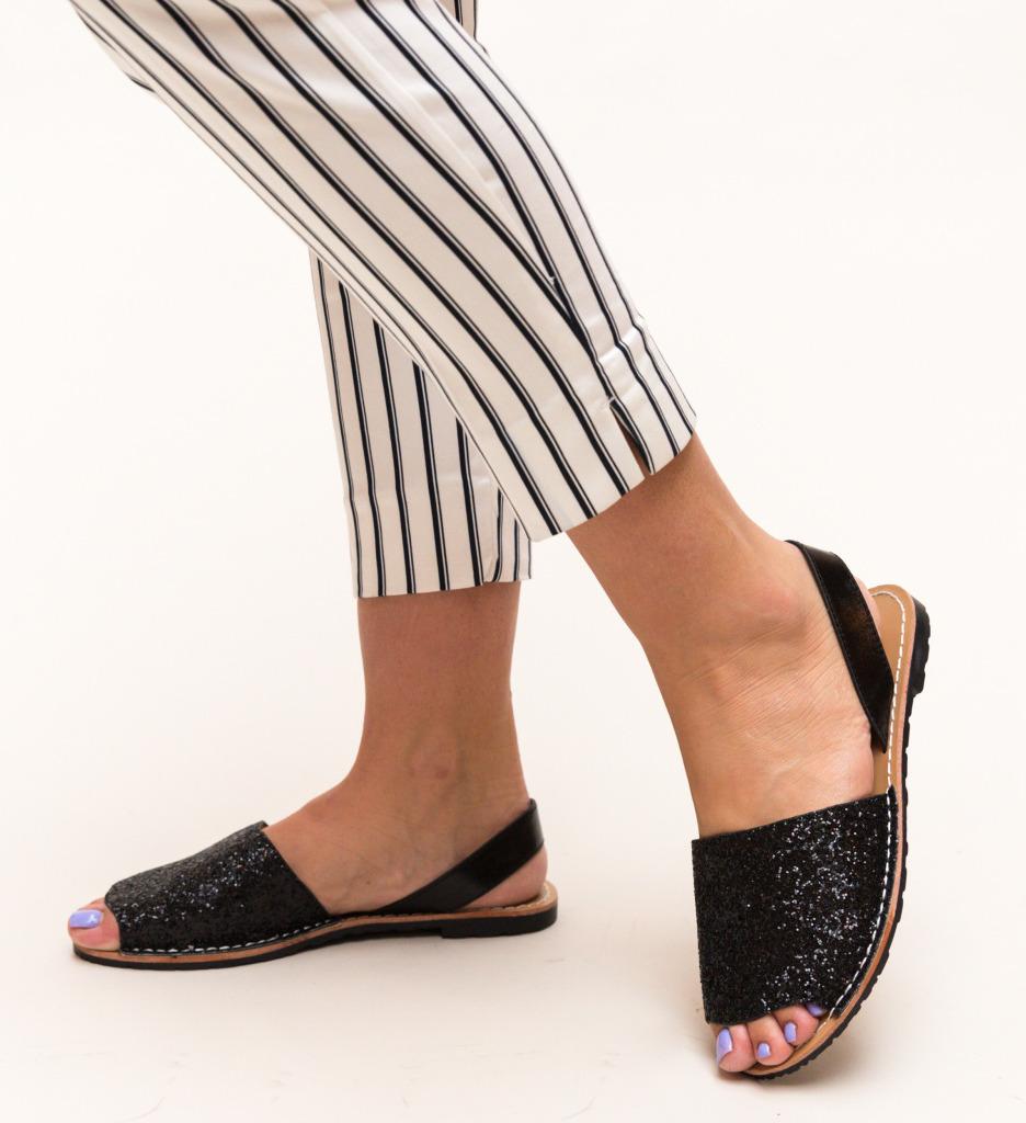 Sandale Karen Negre