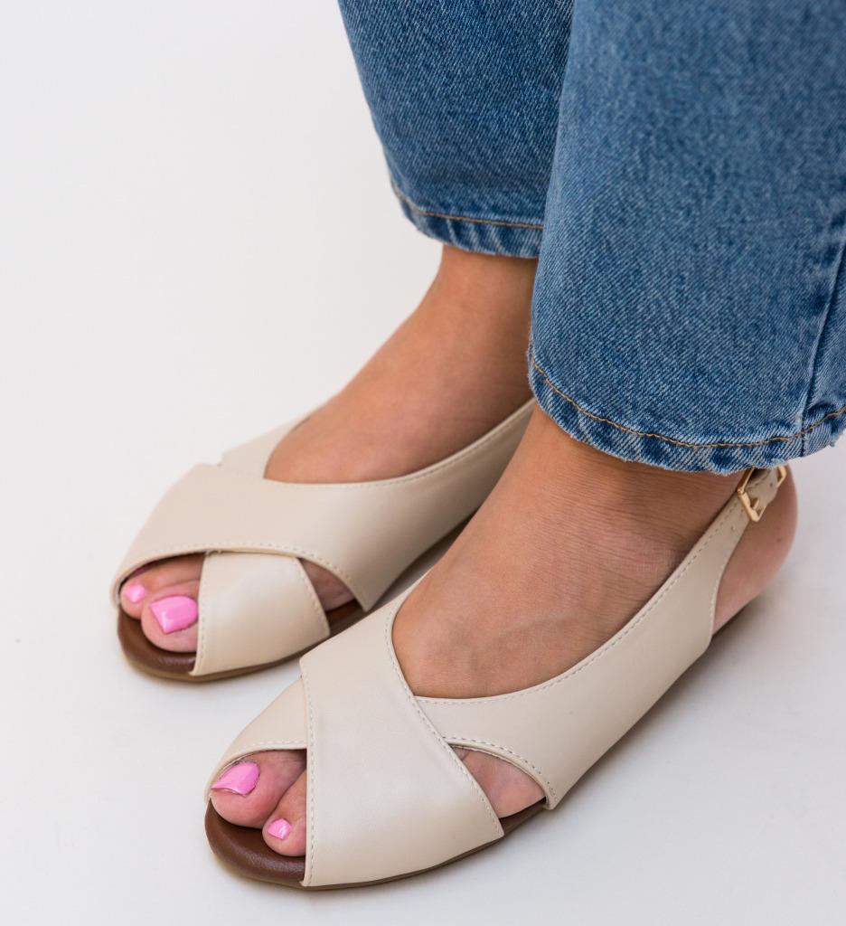 Sandale Krug Bej