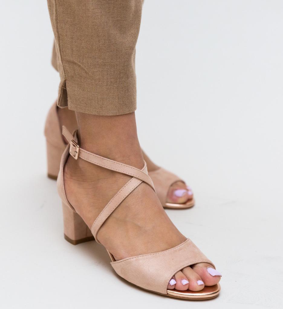 Sandale Mandy Nude