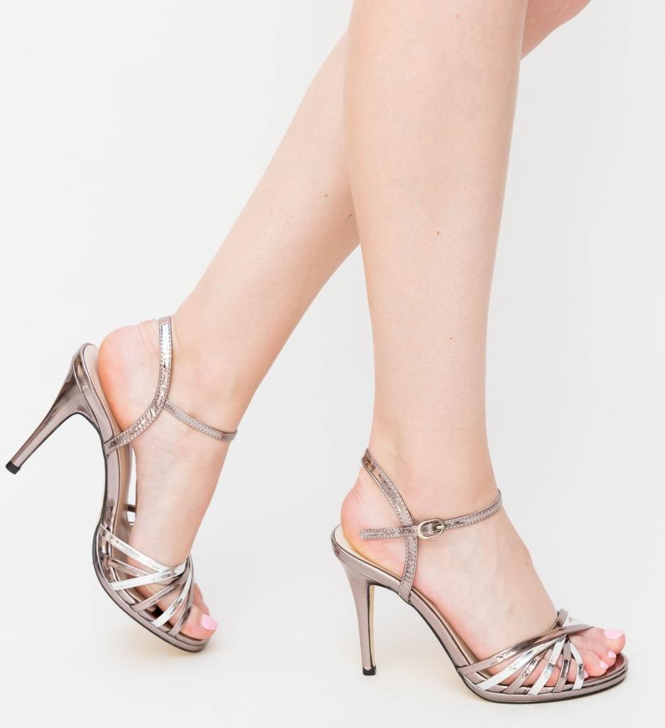 Sandale Putna Gri
