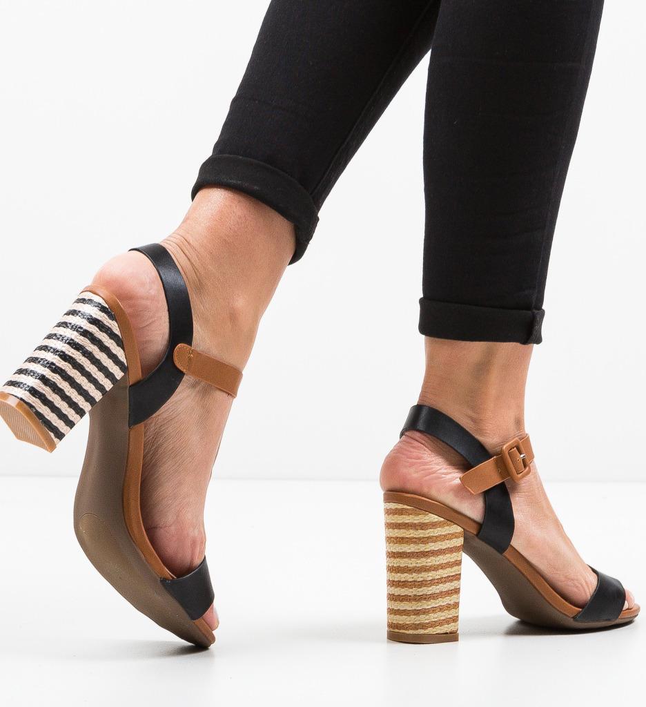 Sandale Ria Negre