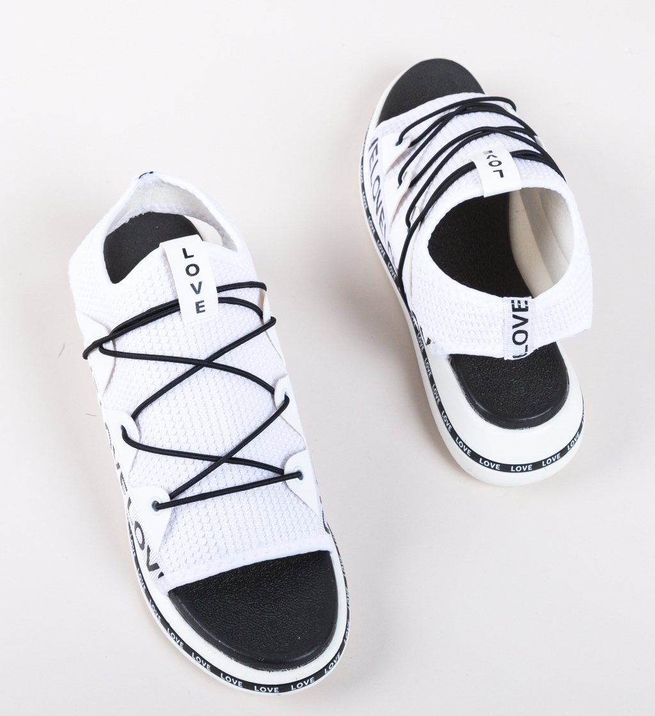 Sandale Storen Albe