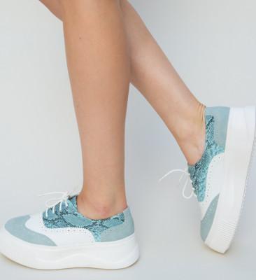 Pantofi Sport Tofer Turcoaz