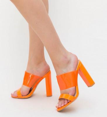 Sandale Giton Portocalii