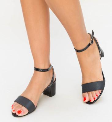 Sandale Milik Negre