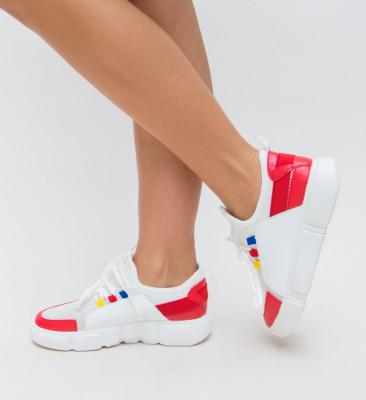 Pantofi Sport Zamor Rosii