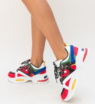 Pantofi Sport Masemo Rosii