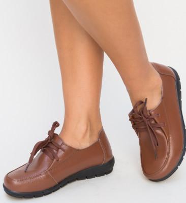 Pantofi Casual Serbe Maro