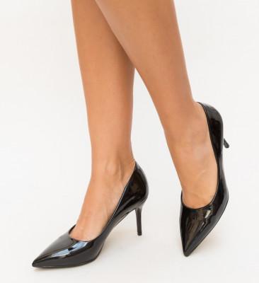 Pantofi Olina Negri