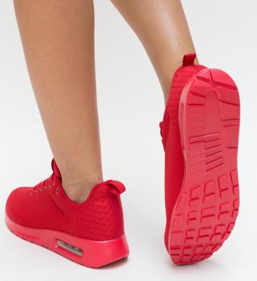 Pantofi Sport Ranger Rosii