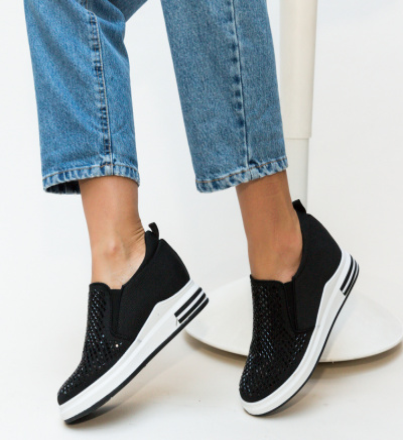 Pantofi Sport Sonar Negri