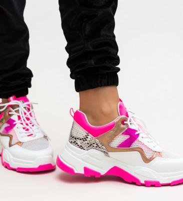 Pantofi Sport Grenor Roz