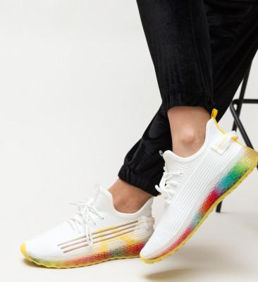 Pantofi Sport Jamo Galbeni