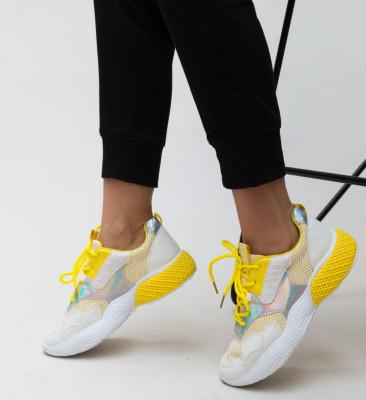 Pantofi Sport Sanaya Galbeni