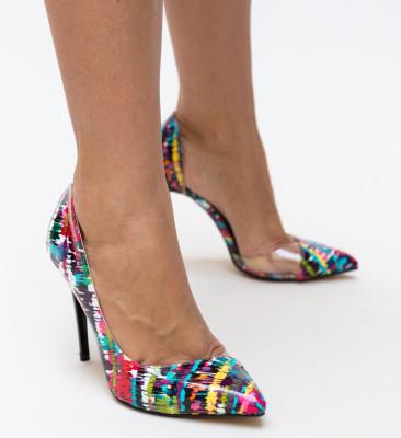 Pantofi Fifi Negri 4