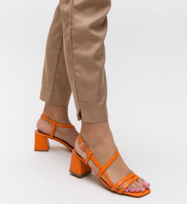 Sandale Olmer Portocalii