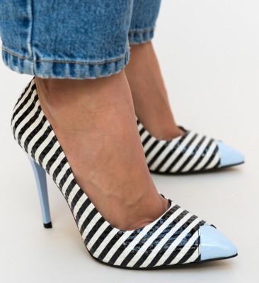 Pantofi Belasy Albastri