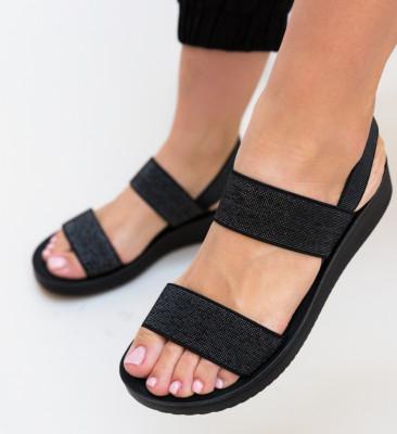 Sandale Nava Negre 2