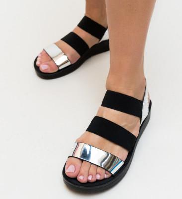 Sandale Austin Argintii