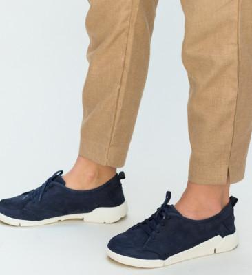 Pantofi Casual Viena Bleumarin