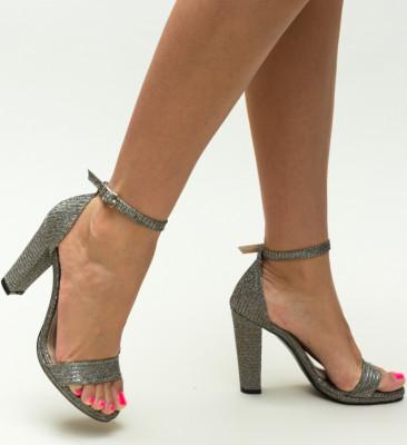 Sandale Holdex Gri